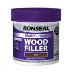 Ronseal Multi Purpose Wood Filler 250g - White
