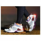 Pursuit LED Glowing Shoe Light White/Green