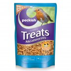 Peckish Mealworms 500g