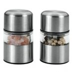 Metaltex Mini Salt & Pepper Mills Set