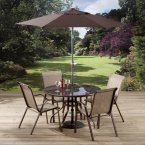 Padfield 4 Seat Dining Set