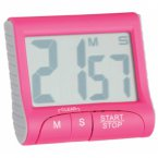 Colourworks Brights Electronic 100 Minute Count Down Timer - Assorted Colours