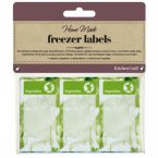 Home Made Freezer Labels Pack of 60 Assorted