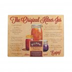 Kilner Glass Work Top Protector
