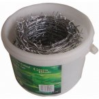 Green Blade 30m x 1.7mm Barbed Wire in Carry Tub