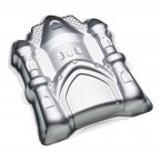 Sweetly Does It Castle Shaped Aluminium Cake Pan 23cm x 30cm x 5cm