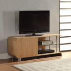 Jual Bali Collection Ash & Clear Glass TV Stand