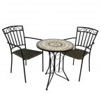 Summer Terrace Brava Bistro Set - Modena