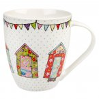 Churchill The Caravan Trail Crush Mug Festival Huts 500ml