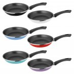 Judge Induction Funky Frying Pan 18cm - Assorted Colours