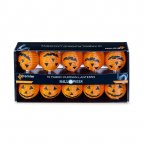 Premier Decorations Halloween Battery Operated 10 LED Pumpkin Lantern Lights