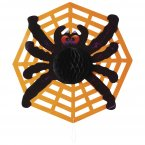 KitchenCraft Spookily Does It Decorative Spider Web Hanging Decoration