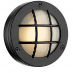 David Hunt Pembroke Round Wall Light Oxidised IP44