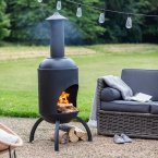 Garden Trading Sarsden Fire Pit with Chimney