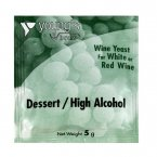 Young's Ubrew Dessert/High Alcohol Wine Yeast for Red/White 5g