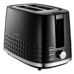 Morphy Richards Dimensions 2 Slice Toaster Black