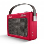 Akai DAB Retro Radio Red