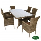 Byron Manor Langton 6 Seat Set