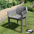 Nardi Net Chair Turtle Dove Pack of 2