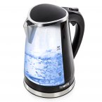 Tower Led Colour Changing Kettle