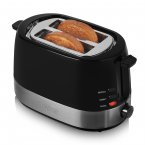 Tower Two Slice Toaster Black