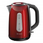 Hotpoint MyLine Red Jug Kettle 1.7L