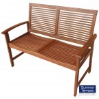Summer Terrace Tornio 2 Seat Bench