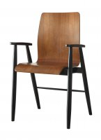 Jual Vienna Office Chair in Walnut
