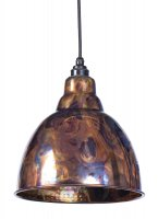 From The Anvil Burnished Brindley Pendant