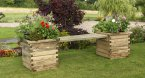 Zest4Leisure Isabel Planter Bench