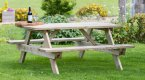 Zest4Leisure Katrina Picnic Table