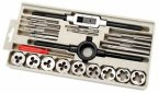C.K Tap & Die Set 21 Piece Metric