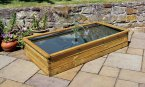 Zest4Leisure Aquatic Planter 1.80 x 0.90 x 0.30m