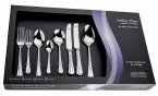 Arthur Price Royal Pear 44 Piece Stainless Steel Cutlery Set