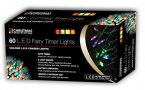 The Christmas Workshop Fairy Timer Lights 60 LED - Multicoloured