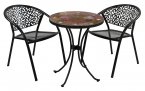 Exclusive Garden Ondara 60cm Bistro with 2 Florence Chairs