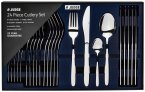 Judge Contemporary 24 Piece Gift Box Cutlery Set