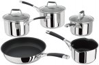 Stellar 5000 5 Piece Non-Stick Cookware Set