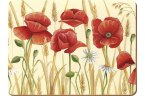 Creative Tops Standard Tablemats (Set of 6) Field Poppies