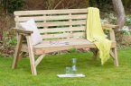 Zest4Leisure Abbey 3 Seater Bench