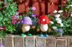 Smart Garden Fun Guys Wobbling Mushrooms