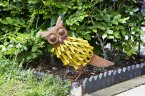 Smart Solar Menagerie Ornament - Oscar Owl