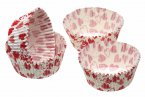 Sweetly Does it Petit Paper Bun Case Heart 4cm, Pack of 80cm