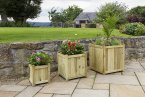 Zest4Leisure Holywell Planter Nest of 3
