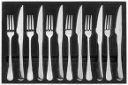 Judge Cutlery Windsor 12 Piece Steak Knife & Fork Set