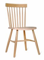 Garden Trading Spindle Back Set of 2 Chairs in Oak