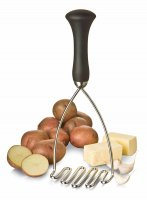 Amco Stainless Steel Potato Masher