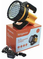 Kingavon 37 LED Rechargeable Lantern