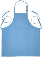 Judge Textiles Apron - Blue