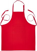Judge Textiles Apron - Red